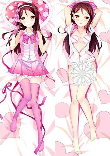 Home Goodnight Maki Nishikino Love Live! 2 Way Tricot 180cm x 60cm Kissenbezug - Nishikino Live Love Maki