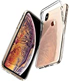 Spigen Liquid Crystal (Version 2) Case Designed for iPhone Xs Max (2018)