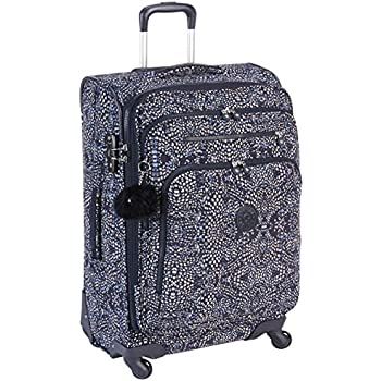 1f678df7a5e Kipling YOURI SPIN 68 Hand Luggage, cm, 71 liters, Multicolour (Soft  Feather)