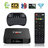 Android TV Box, T95 S1 TV Box 2GB RAM/16GB ROM Android 7.1...