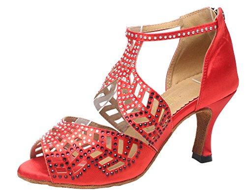 CFP , Jazz et moderne femme Rouge - Rojo - rojo