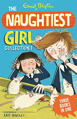 Naughtiest Girl Collection. 3 Books In 1 (The Naughtiest Girl Gift Books and Collections)