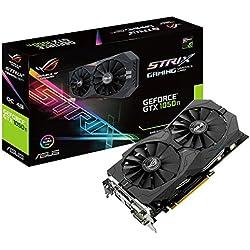 Asus STRIX-GTX1050TI-O4G-GAMING Carte Graphique Nvidia GeForce GTX 1050TI