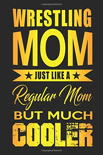 Price comparison product image Wrestling Mom Just Like A Regular Mom But Much Cooler