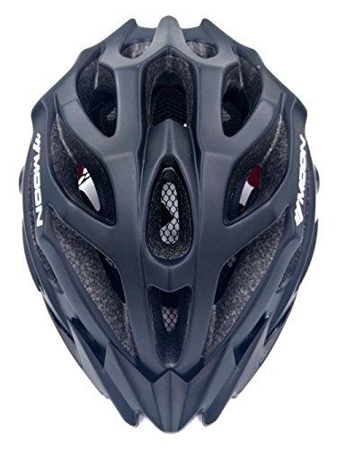 broloyalty luna mv27Road/casco para bicicleta de montaña adulto Skate casco de bicicleta, tamaño grande 58–61cm para hombres y mujeres