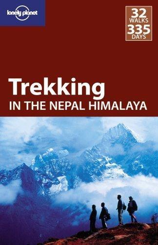 Lonely Planet Trekking in the Nepal Himalaya (Travel Guide) by Lonely Planet, Mayhew, Bradley, Bindloss, Joe (2009) Paperback