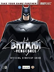 Batman: Vengeance Official Strategy Guide for GameCube & Xbox (Bradygames Strategy Guides) by Tim Bogenn (2001-11-15)