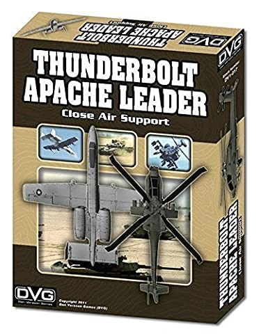Thunderbolt Apache Leader Board Game, 2nd Edition by DVG (3 Collector Abbildung)