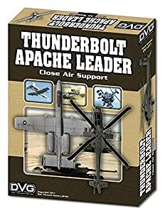 Thunderbolt Apache Leader Board Game, 2nd Edition by DVG
