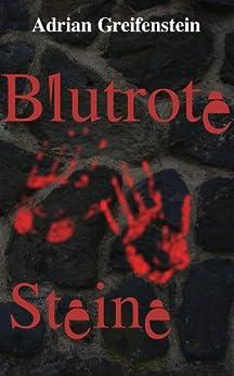 Blutrote Steine