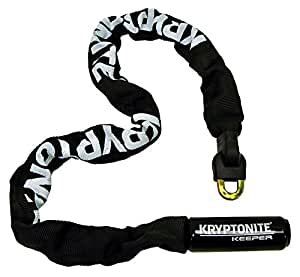 Kryptonite Keeper 785Integrated Chain–Integrated Chain Lock Black 2014chain
