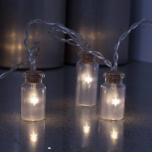 guirlande-led-feerique-jarre-en-verre-x-16-lumieres-statiques-bocal-givre-avec-etoile