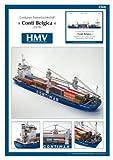 #9: HMV 3366 Papermodel Container Ship Conti Belgica
