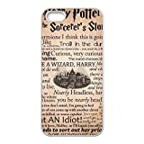 WWWE Harry Potter Brand New And Custom Hard Case Cover Protector For Iphone 6 plus 5.5
