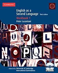 Cambridge English as a Second Language Workbook 1 with Audio CD