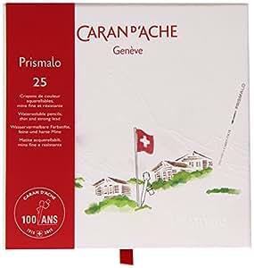 Caran d'Ache 100Année anniversaire Prismalo de crayons