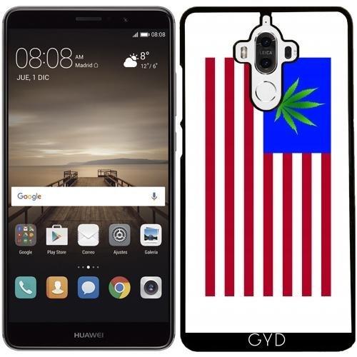 funda-para-huawei-mate-9-americano-bandera-de-malezas-by-loki1982
