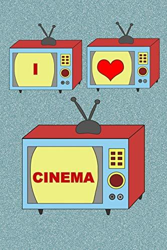 I Love Cinema: Le recensioni dei tuoi film sempre a portata di mano. Idea regalo per chi ama il mondo del cinema.