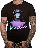 Official Placebo - Ghost Girl - Mens Black T Shirt