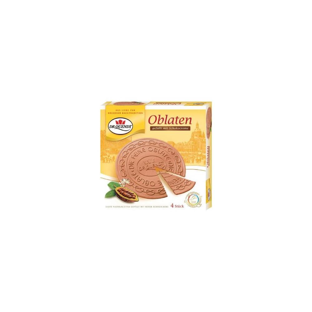 Drquendt Oblaten Mit Schokoladencremefllung 150g