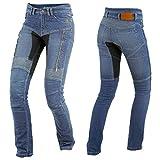 Trilobite PARADO Dupont Kevlar Jeans Damen - blau Größe Inch 30