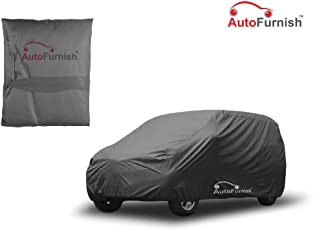 Autofurnish AF23868 Car Body Cover for Maruti Alto 800 (Grey)