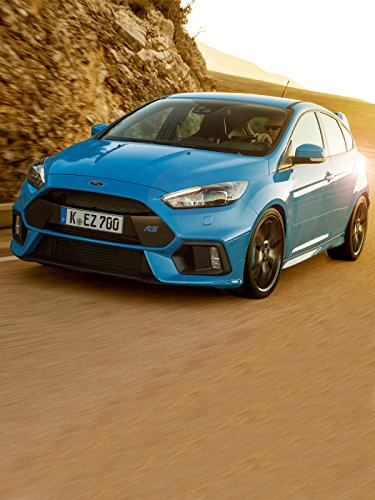 2016 Ford Focus RS Test (350 PS) - Fahrbericht - Review