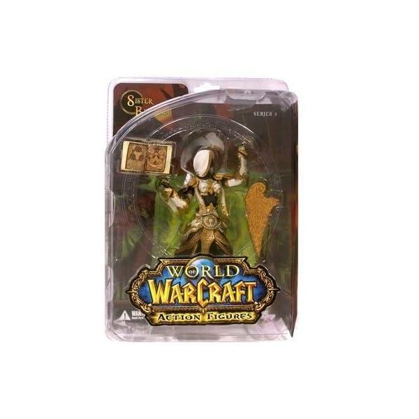 World of Warcraft Human Priestess: Sister Benedron [Importación alemana] 1