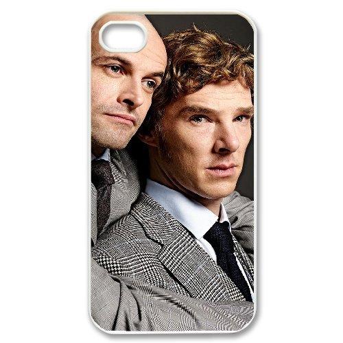 LP-LG Phone Case Of Sherlock For Iphone 4/4s [Pattern-6] Pattern-4