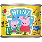 Heinz Peppa Pig Pasta 205g Formas