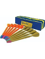 Mixed Weight Turbo Foam Javelin Junior Athletics Training Equipment Pack