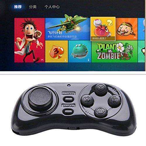 Kimruida Game Controller Smart Joystick Mini Gamepad Bluetooth Kontrollgriff Für VR 3D Brille ()