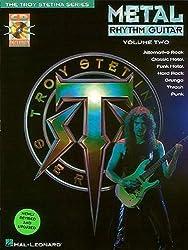 Metal Rhythm Guitar, Vol. 2 (The Troy Stetina Series) by Stetina, Troy (1996) Paperback