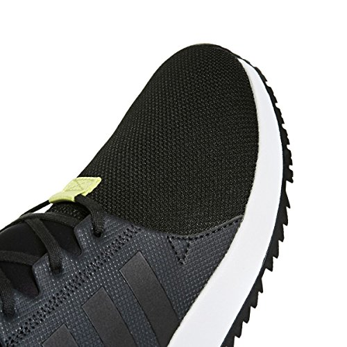 adidas Herren X_PLR Snkrboot Laufschuhe Mehrfarbig (Carboncblackftwwht)
