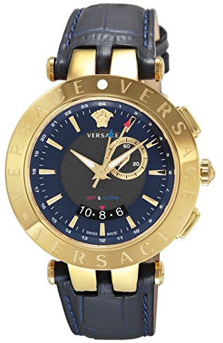 Versace V-Race GMT Alarm 29g70d282s282