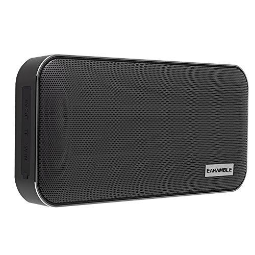 Earamble Bluetooth Lautsprecher,10W,Tragbar HiFi Outdoor Stereo Bluetooth 4.2 Speaker, integrierte 2500mAh Power Bank & Mic Handsfree,12 Stunden Spielzeit