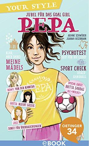 Your Style: Jubel für das Goal Girl - Pepa