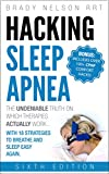 Best Sleep Apnea Machines - Hacking Sleep Apnea and CPAP Hacks - 6th Review
