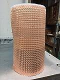 Kupfer Kaminband SK Wandanschlussband 5mx30cm MOOS-FREI Moosstop selbsklebend