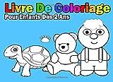 Livre De Coloriage Pour Enfants Dès 2 Ans: - Best Reviews Guide