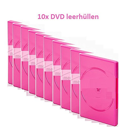 dvd-leerhllen-pink-lady-edition-mit-folie-zum-einstecken-des-covers-10er-pack