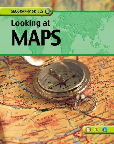 Looking at Maps (Geography Skills) by Taylor, Barbara (2007) Library Binding
