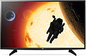 LG 43LH570V 43 Inch SMART Full HD LED TV Built In Freeview HD WiFi USB Playback (Certified Refurbished)