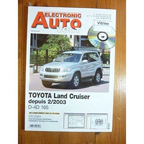 Electronic Auto Volt - Land cruiser 03- Revue Technique Electronic Auto Volt Toyota par E.T.A.I.