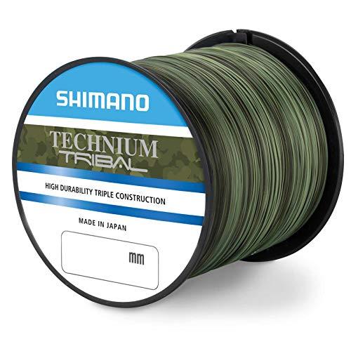 Shimano Technium Tribal Schnur 0,35mm 11,5Kg 790m Spule Line