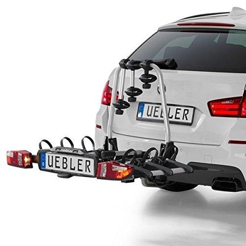 UEBLER Fahrradträger X31S - für 3 Fahrräder - Kupplungsträger - 15770