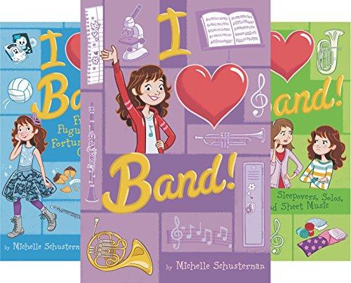 I Heart Band (4 Book Series)