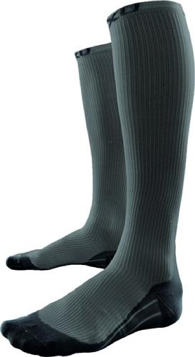 2XU, Calzini di compressione Uomo grigio - Gris - Vert/noir
