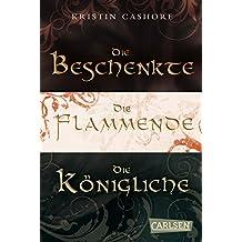 Die sieben Königreiche – Gesamtausgabe (Die Beschenkte/Die Flammende/Die Königliche) (Die sieben Königreiche) (German Edition)