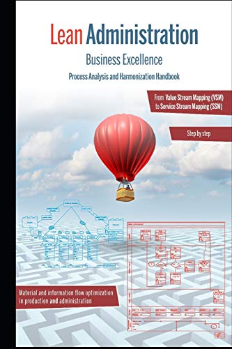 Lean Administration: From Value Stream Mapping (VSM) to Service Stream Mapping (SSM)